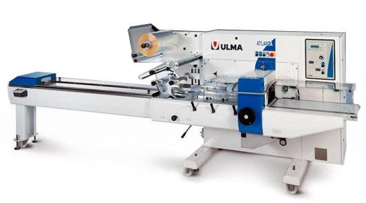 Used and Rental flow wrapper packing machines, low price